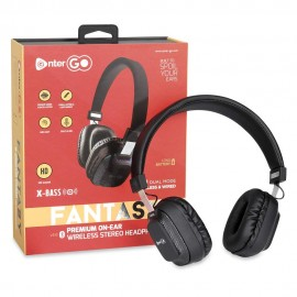 EnterGo - Fantasy Bluetooth Headphone with HD Mic