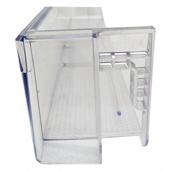 MAN627085-2 - Acrylic Bottle Shelf Compatible with LG Double Door Refrigerator Models in GL - D292, GL - N292, GL - 314PMG4 and GL - 318PNG4 Series