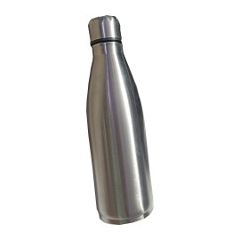 Vacuum Insulated, Stainless Steel 12 Hours Hot and 18 Hours Cold Water Bottle/Flask - 500 ml