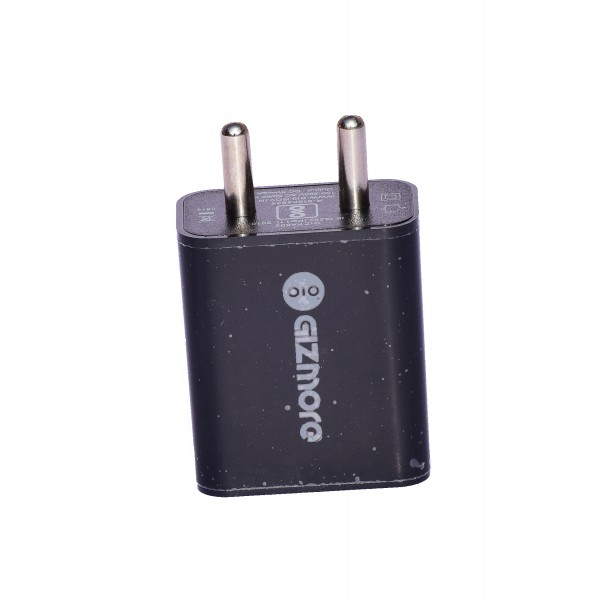 Gizmore 2A Micro USB Charger set with Fast Charging