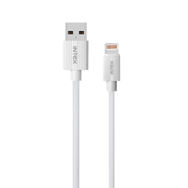 Intex Star 2.0i - Lightning iPhone Charging and Data Cable (1.0 M)  with 365 days warranty