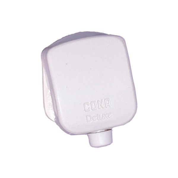 16A - Cona 3 Pin Top/Plug for Power Sockets/Large Home, Kitchen and Office Appliances