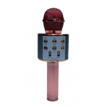 Bluetooth W-858 Mic with Multiple Connectivity Options
