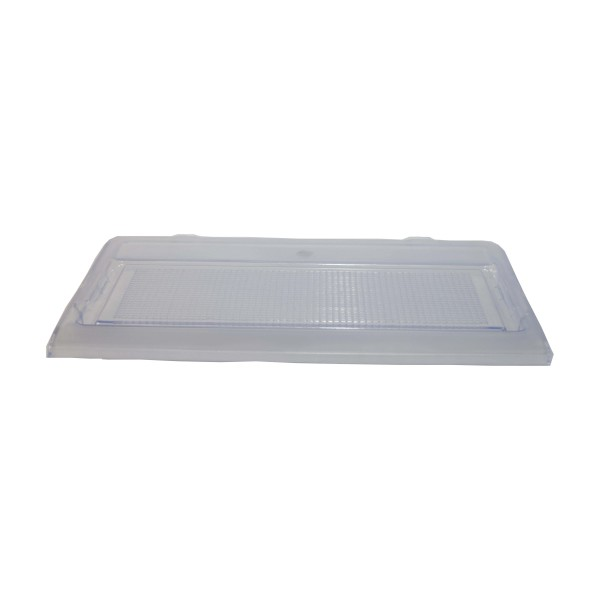 3550JF1001 - Acrylic Vegetable Basket cover for LG Double Door Refrigerators