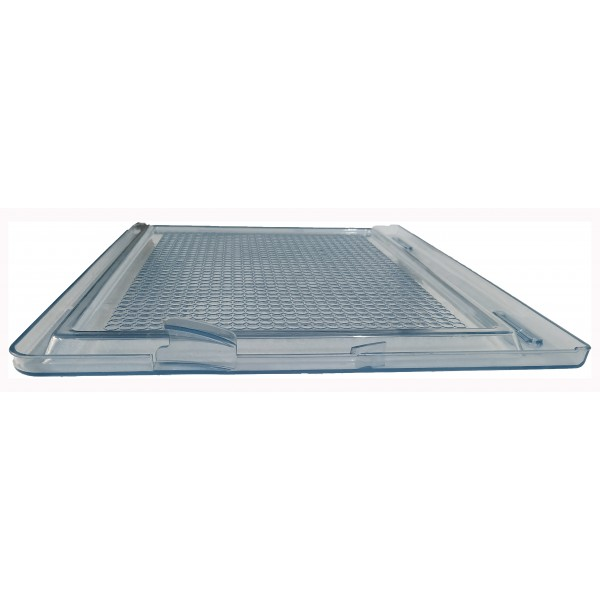 DA67 - 01382A Crisper/Vegetables Basket Cover Compatible With Samsung Double Door Refrigerator Models in RT 23 - RT 29 Series