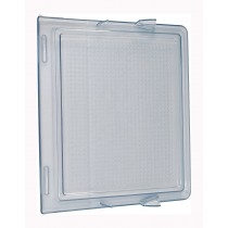 (DA67 - 01382A) Crisper/Vegetables Basket Cover Compatible With Samsung Double Door Refrigerator Models in RT 23 - RT 29 Series