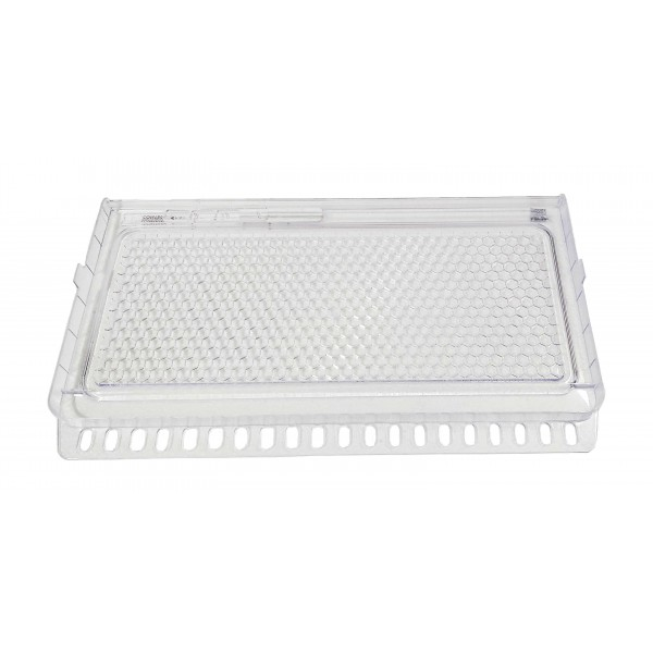 Crisper Cover / Vegetable Basket Cover (MM Refresh) Compatible With Whirlpool Protton, GNF and Mastermind Double Door Refrigerator Series