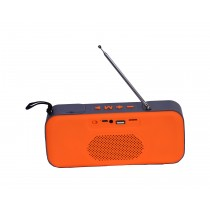 Gizmore MS512 Bluetooth Speaker with FM Radio Antenna