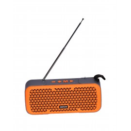 Gizmore MS512 Bluetooth Speaker with FM Radio Antenna (365 days warranty)
