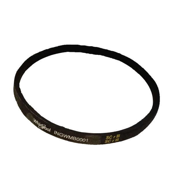 VBelt 20.5 (Belt) for Semi Automatic Washing Machines with load capacity Between 6.0 - 6.5 Kg