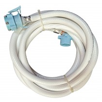 Combo Of 300 gm (2 x 150 gm) Lygienic Scale Remover and 3.0 Meter Water Inlet Pipe/Hose for Fully Automatic Washing Machines